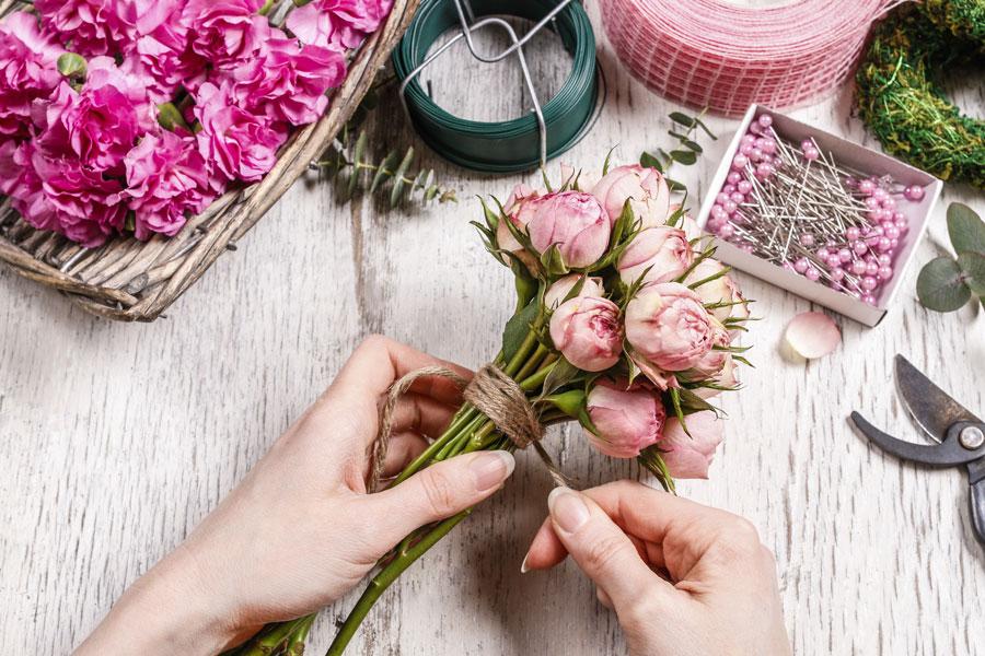 Florist/-in in Teil- od. Vollzeit